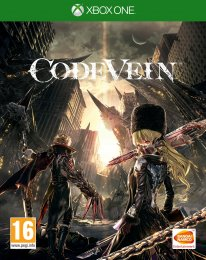 Code Vein jaquette Xbox One 05 06 2018