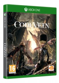 Code Vein jaquette Xbox One bis 05 06 2018