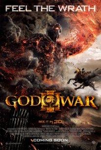Cole?re des Titans x God of War 3