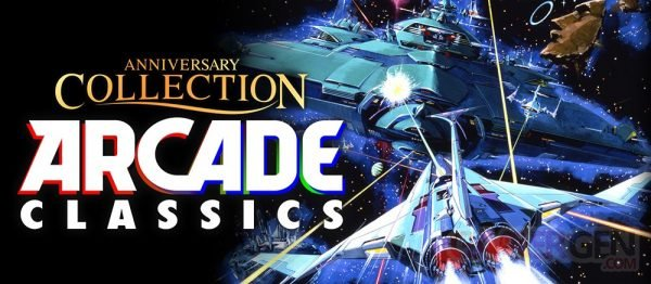 Collection Arcade Konami compilation anniversary image