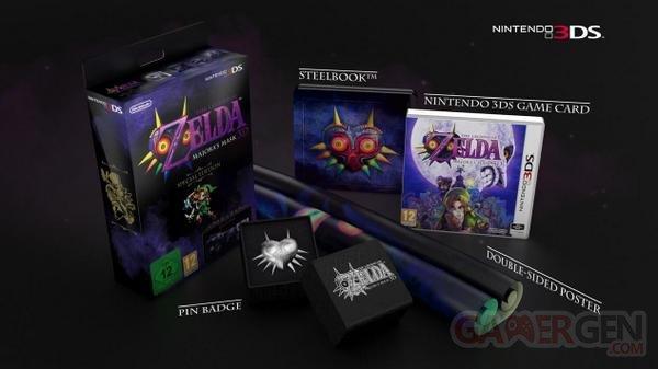Collector 3DS Zelda
