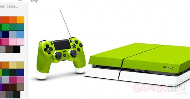 colorware ps4