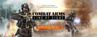 Combat Arms Line of Sight Beta Site officiel