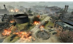 company heroes 2 british forces standalone Gelsenkirchen Refinery plain2