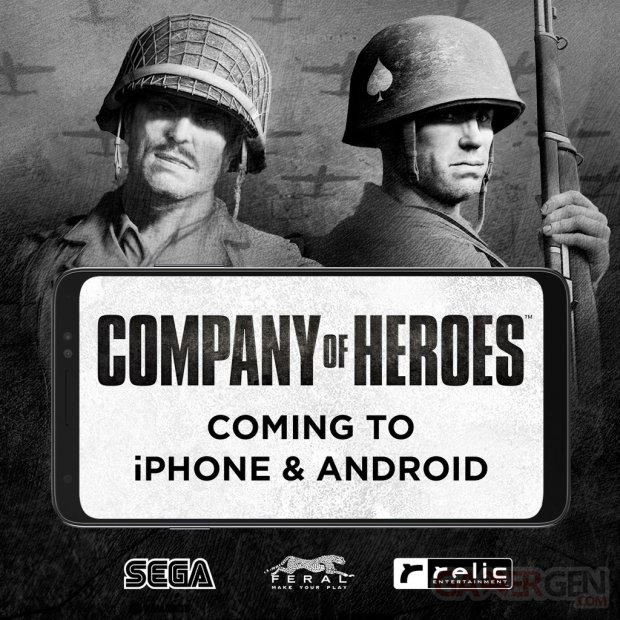 Company of Heroes iPhone Android