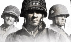 Company of Heroes Jaquette Head