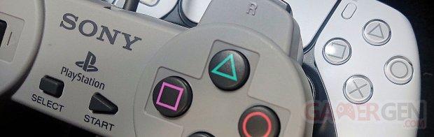 Comparaison DualSense manette PSX DualShock images (17)
