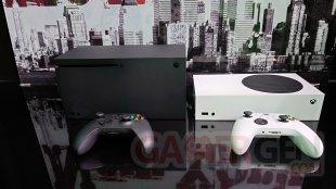 Comparaison Xbox Series X 110