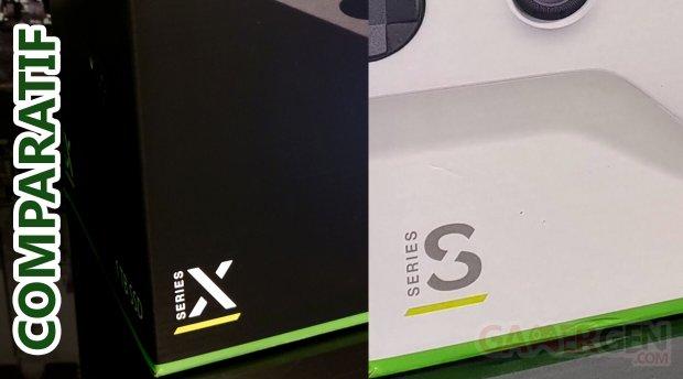 Comparatif Xbox Series X S Vignette