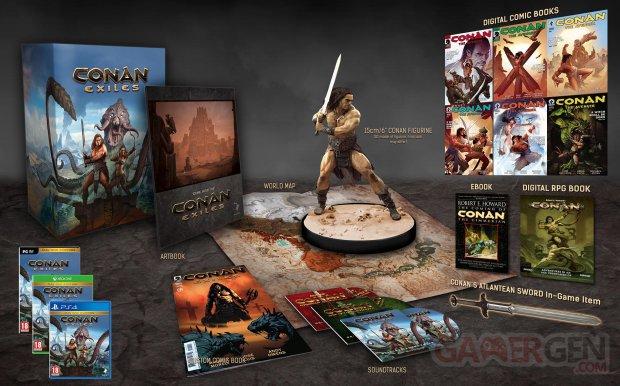 Conan Exiles collector 25 04 2018
