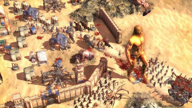 Conan Unconquered screenshot 2