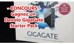 concours Devolo GigaGate Starter Pack