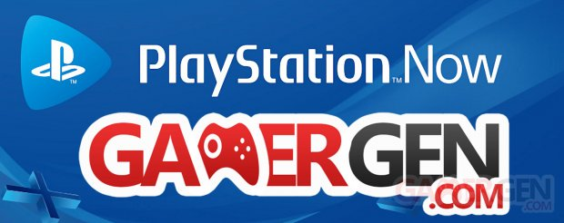 Concours Gamergen.com PlayStation Now image