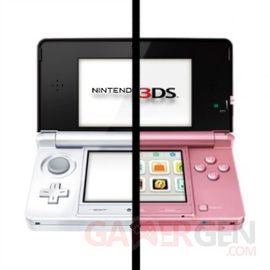 console 3ds blancheo ou rose 902200925 ML