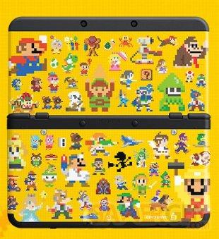 Console portable New 3DS 30 ans Super Mario Bros (1)