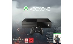 Console Xbox One The Witcher 3  Wild Hunt