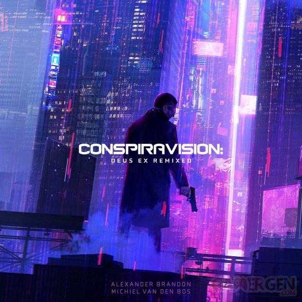 Conspiravision Deus Ex Remixed