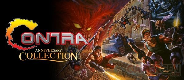 Contra Anniversary Collection images
