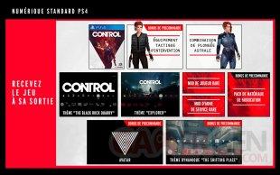 Control bonus numérique PS4 26 03 2019