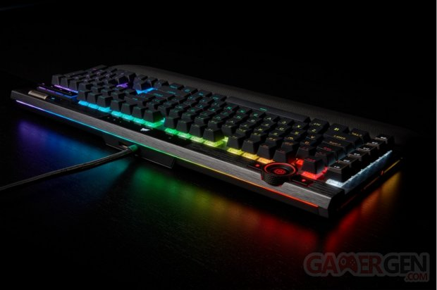 corsair k100RGB clavier gaming