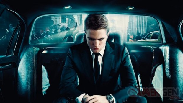 Cosmopolis Batman Robert Pattinson image