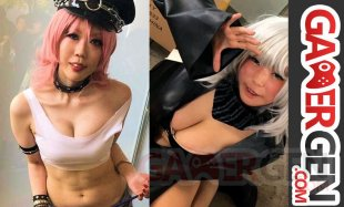Cosplay TGS 2015