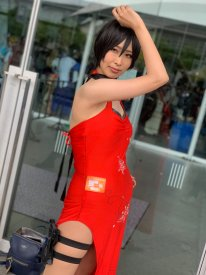 Cosplay TGS 2018 photos images (12)