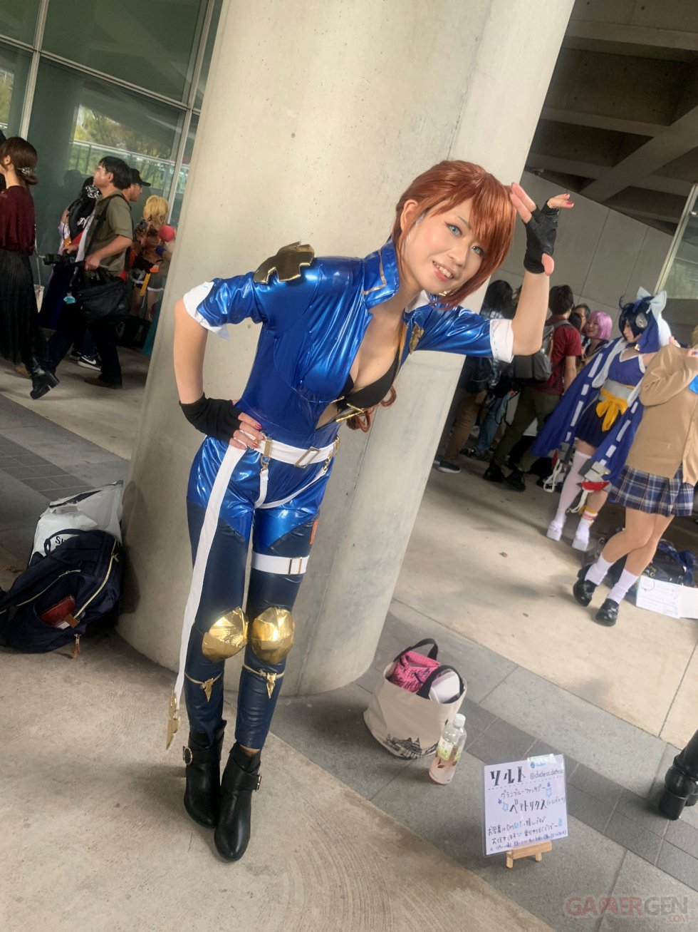 Cosplay TGS 2018 photos images (67)