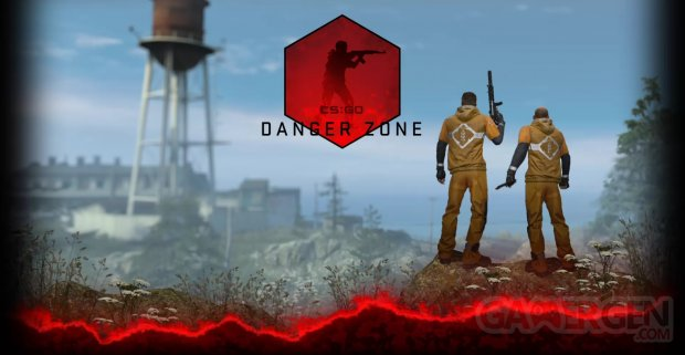 Counter Strike Globale Offensive Danger Zone