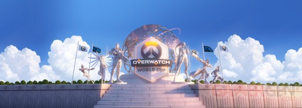 Coupe du Monde Overwatch World Cup