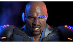 Crackdown 3 Commander Jaxon Terry Crews