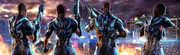 Crackdown 3 Vertical Agents