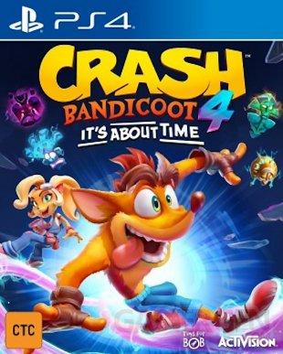 Crash Bandicoot 4 It's About Time images jaquette (4)