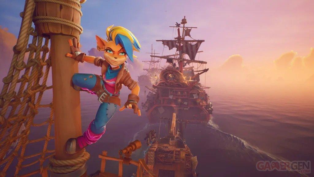 Crash Bandicoot 4 : Du gameplay avec Tawna et annonce d'une démo