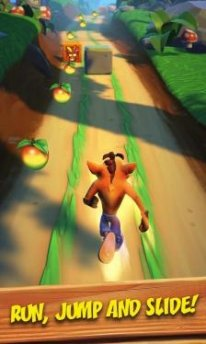 Crash Bandicoot Mobile fuite 2