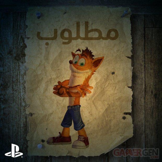 Crash Bandicoot New gen