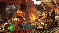Crash Team Racing Nitro Fueled Rustland Grand Prix screenshot 1