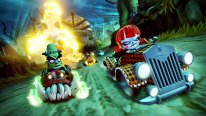 Crash Team Racing Nitro Fueled Spooky Grand Prix screenshot 2
