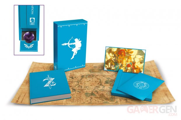 Create a Calamity Artbook Champions Edition The Legend of Zelda Breath of the Wild image (1)