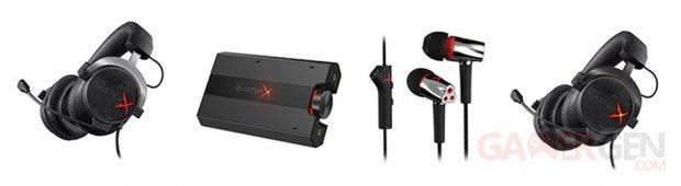 Creative Sound Blaster X