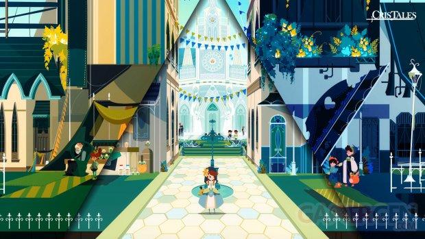 Cris Tales screenshot 1