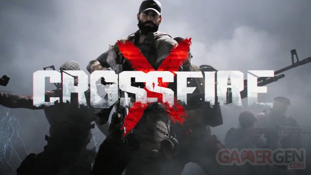 CrossfireX head