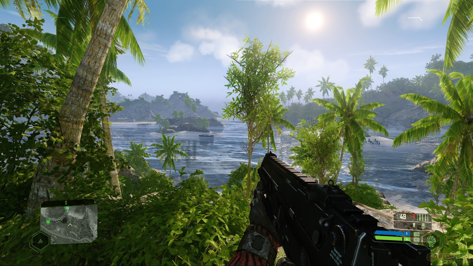 Voici un trailer clinquant en 8K pour présenter l'aspect technique — Crysis Remastered