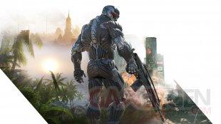 Crysis Remastered Trilogy Artwork