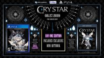 crystar product day one edition