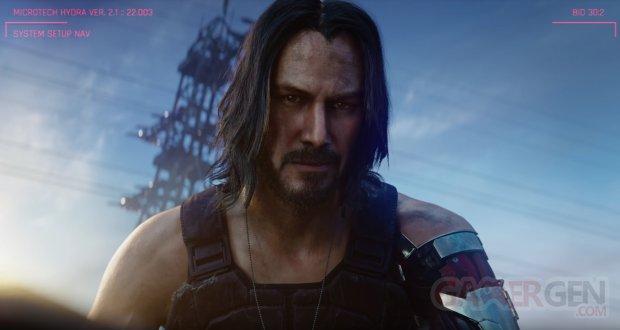 Cyberpunk 2077 bande annonce E3 2019 Japonais