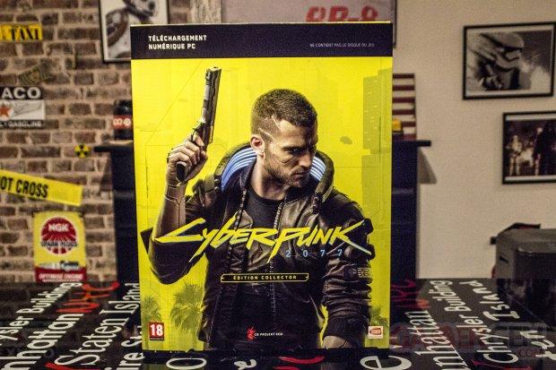 Cyberpunk 2077 Edition Collector Unboxing Déballage Clint008 Photos Images (62)