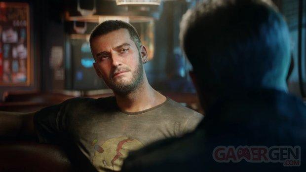 Cyberpunk 2077 head 1