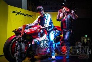 Cyberpunk 2077 Hideo Kojima moto bike original