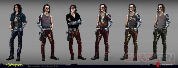 cyberpunk 2077 lea leonowicz johnny silverhand 03